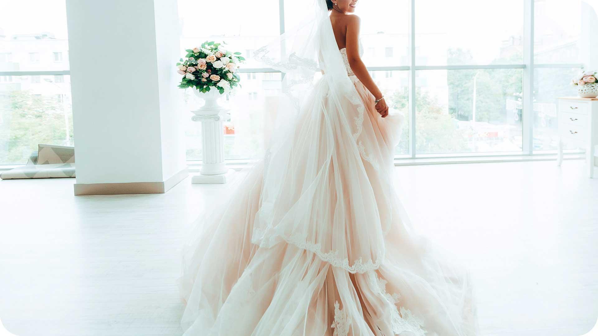 Brautkleidschwer