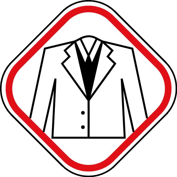 Symbol Anzug